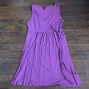 Merona Purple Dress